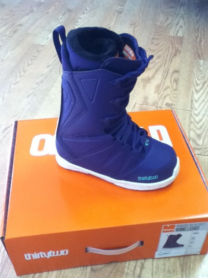 2017 Thirtytwo Womens Lashed Snowboard Boots