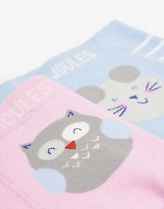 JOULES Tom Joule Baby 2er Pack Strick-Leggings Maus Gr. 3 - 24 Monate NEU