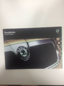Skoda-FABIA-service-book-brand-new-not-dupliacte-all-models-covered-VRS-TDI