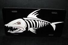 BONEFISH METAL LICENSE PLATE FOR CARS TRUCKS FISHING SALT WATER,WATERSPORTS