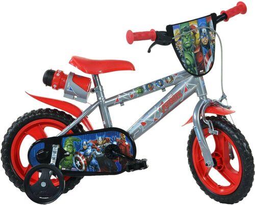 Bicicletta Avengers 12 Dino 412UL-AV