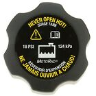 Engine Coolant Recovery Tank Cap-Standard Coolant Recovery Tank Cap Motorad T61