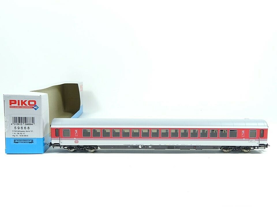 PIKO h0 59668, IC conurbazione autorello apmz 121 1. KL, Nuovo, Confezione Originale