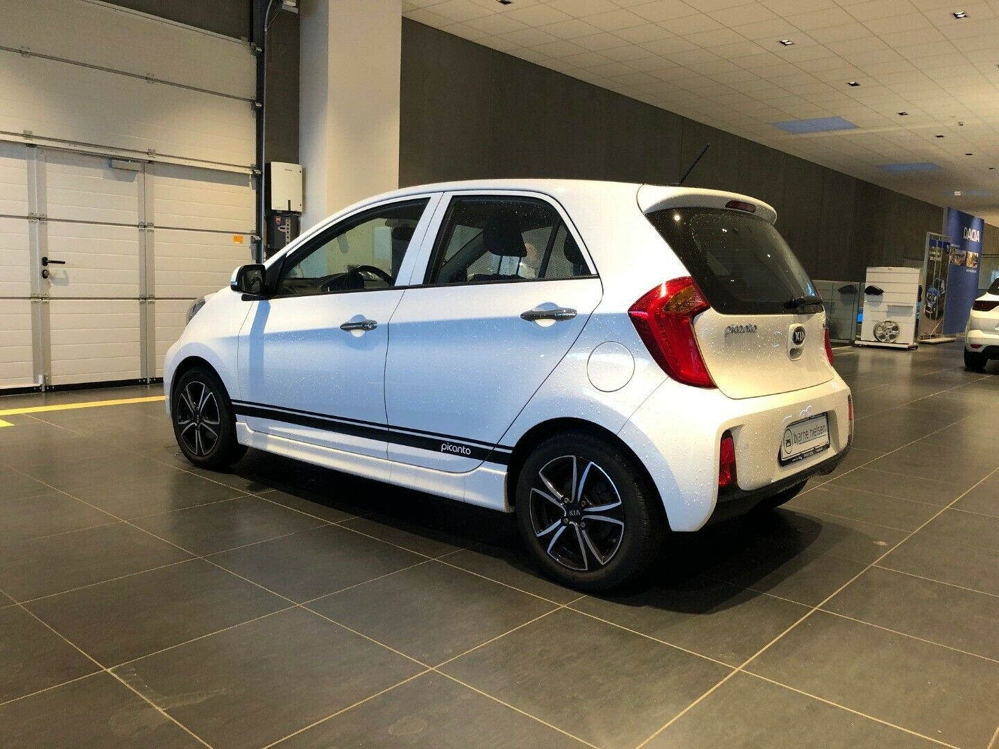 Kia Picanto 1,0 Collection Sport - billede 1