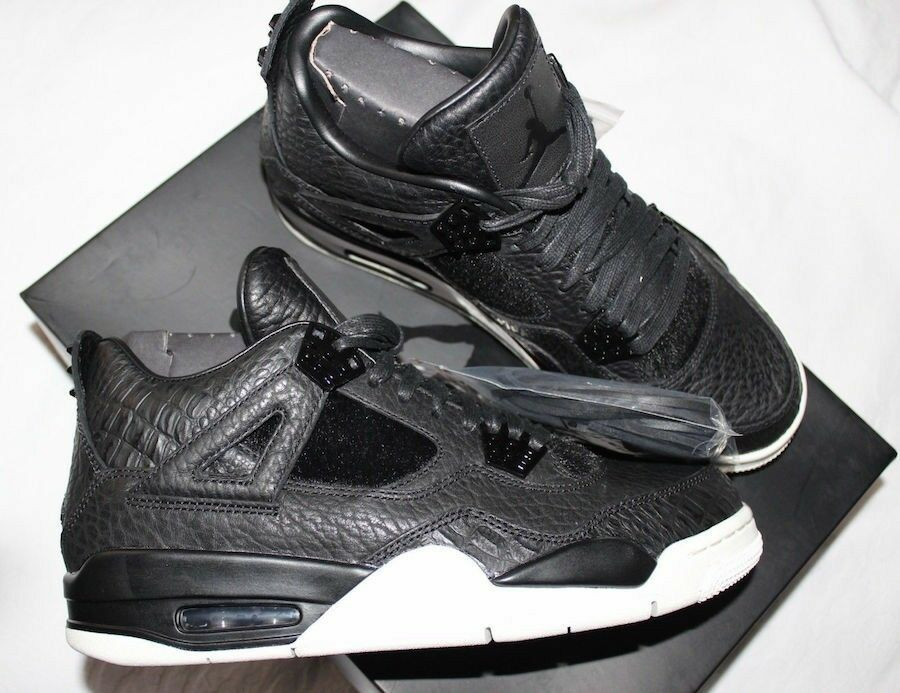Size 14 Air Jordan Retro IV 4 Premium Pony Hair Brand New Never Worn or Tried on