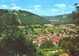 Zielsetzung Ak Wildbad Schwarzw. Ansicht Mit Sommerberg 1967 FöRderung Der Produktion Von KöRperflüSsigkeit Und Speichel