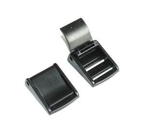 16mm Cam Buckle Tie-Down Lashing Lash Clip CamBuckle Cord Car Strap Bag Webbing