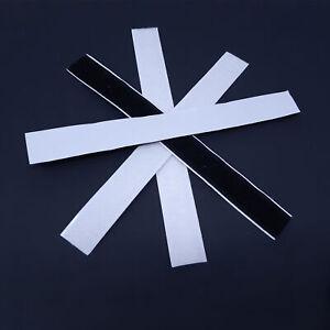 Klettband-Klettverschluss-selbstklebend-20mm-breit-20cm-lang-Hakenband-Flausch