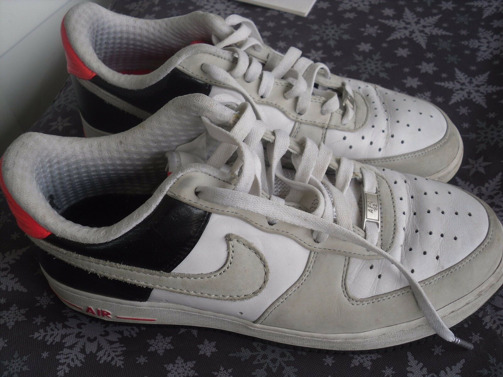 Nike Air Force 1 White Nuetral Grey Price reduction New shoes for men and women, limited time discount