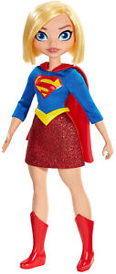 Mattel-DC-Super-Hero-Girls-Supergirl-Doll-Kid-Toy-Gift