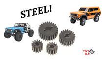 CNC Steel Gear Set for Gen8 Scout II Redcat Racing RER11474 for sale online