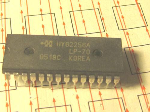 HY62256LP-70 32Kx8bit CMOS Sram Dip 1pcs