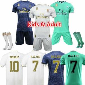 19-20-Soccer-Football-Kits-Home-Away-Jersey-Shirt-Adult-Kids-Boys-Suit-Socks