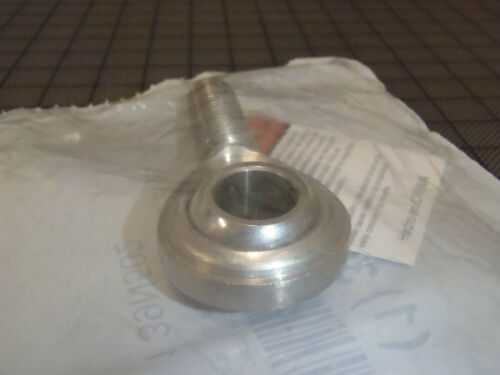 Male Plain 440C SS Spherical Race Rod End M12 x 1.75 Right Hand 39N502