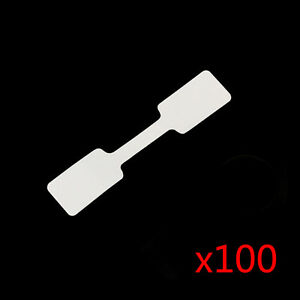 100pcs-Jewelry-Price-Tags-Necklace-Bracelet-Ring-Blank-Labels-Paper-Stickers-Hot