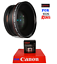 OPTURA-PHOTO-FISHEYE-WIDE-ANGLE-LENS-FOR-CANON-EOS-REBEL-DSLR-CAMERAS-W-18-55MM thumbnail 2