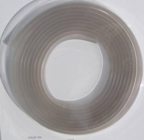 Dichtung für Granit Spülbecken Küchen Einbauspüle weiß//schwarz Arbeitsplatte 1,5