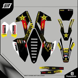 Grafiche-personalizzate-HUSABERG-FC-501-Motocross-RiMotoShop-Opaco