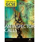 An Inspector Calls: York Notes for GCSE by John Scicluna (Grades A*-G,Paperback, 2010)
