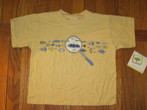 Boutique Mulberribush Cute Bug Catcher Tee Boy/'s 2T NWT