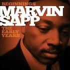 Beginnings by Marvin Sapp (CD, Jan-2011, Word Entertainment)