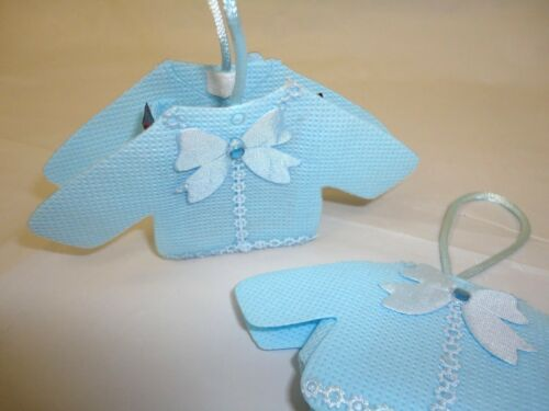 12 pieces of baby sweater favor bags pouch BP-1 Free Shipping