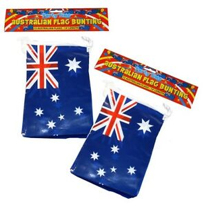 24ft-AUSTRALIA-AUSTRALIAN-AUSSIE-DAY-PARTY-DECORATIONS-BUNTING-FLAGS-F30-585