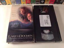 Last OF The Dogmen Rare Western Adventure VHS 1995 Tom Berenger Barbara Hershey
