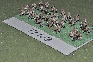 15mm WW1/britannici-Fanteria 31 cifre-INF (17103)