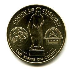 02 COUCY-LE-CHATEAU Les Sires, 2009, Monnaie de Paris