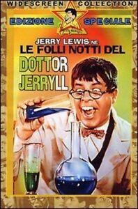 Le Folli Notti del Dottor Jerryll (1963) DVD Edizione Speciale JERRY LEWIS
