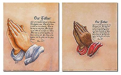 Jesus Christ Spiritual Religious 8x10 Four Set Wall Decor Art Print Posters