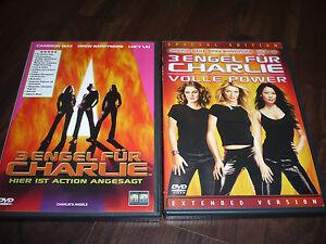 DVD-3-Engel-fuer-Charlie-1-2-1-2-1-2-Volle-Power-deutsch
