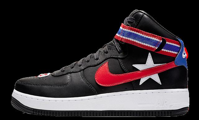 NikeLab x Riccardo Tisci Air Force 1 High Black