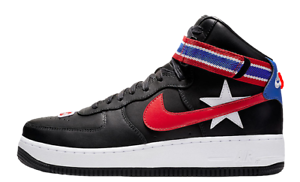 NikeLab x Riccardo Tisci Black Air Force 1 High Black Tisci 6456d1