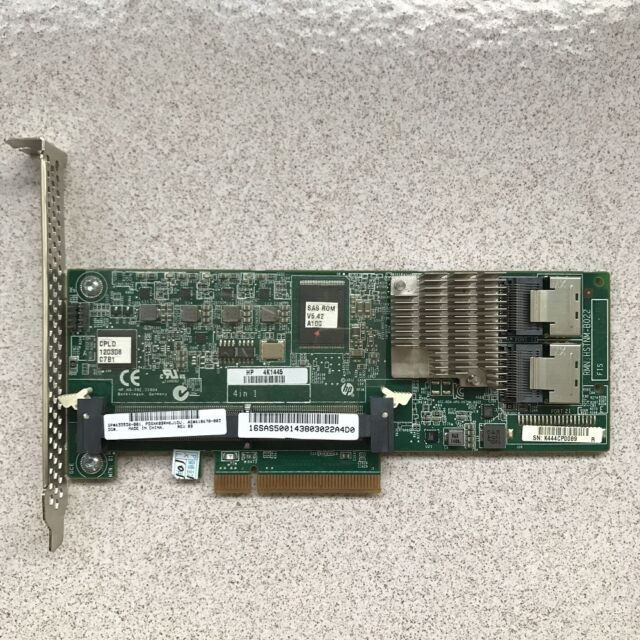 HP Smart Array P420 633538-001 PCI-E SAS RAID Controller
