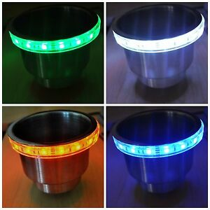 Rgb Led Cup Holder Rings