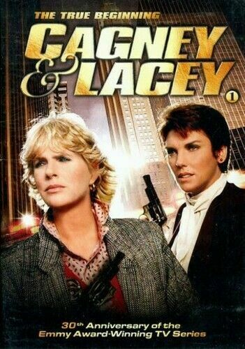 Cagney And Lacey The Complete Series Dvd 2018 For Sale Online Ebay