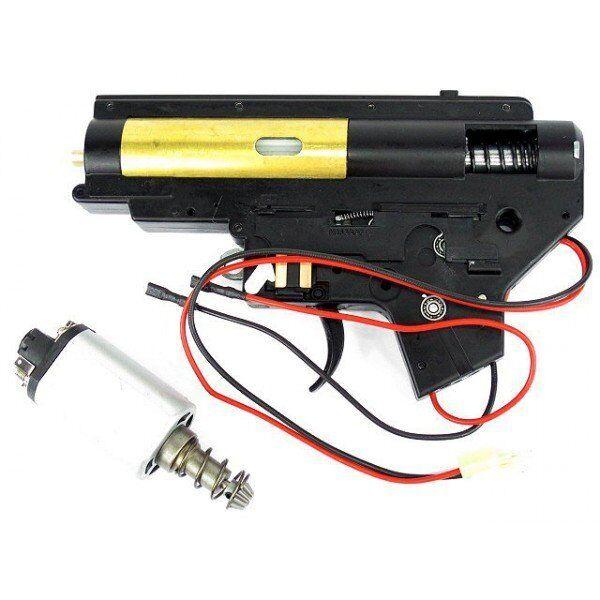 CYMA 8mm Full Gearbox Set (Version 2, Rear Wiring) CY-MA001