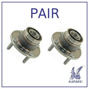 Rear-Wheel-Bearing-and-Hub-Assembly-Pair-for-Ford-Mazda-Mercury