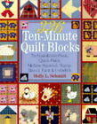 336 Ten Minute Quilt Blocks: Foundation-piece, Quick-piece, No Sew Applique, Stamp, Stencil, Paint and Embellish by Holly L. Schmidt (Hardback, 1999)