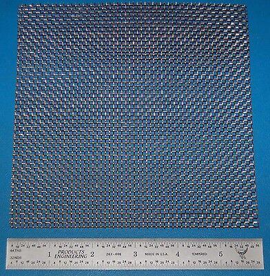 """.075/"""" Wd 2000 micron .025/"""" .64mm Copper 10-Mesh 6x6/"""" Wire"""