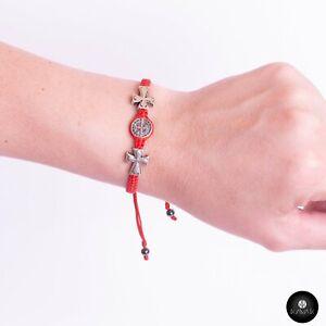 Kavak - Handmade Girl Peaceful Cruz Adjustable Women's Bracelet