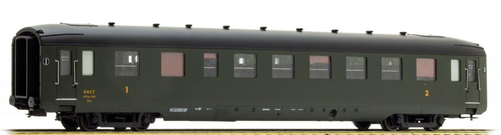 REE Modeles collection VB-196 DEV AO VERSIONE CORTA  1a/2a cl. VERDE SNCF