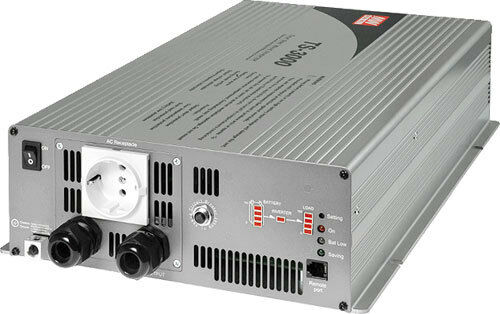 Mean Well TS3000124A DcAc Power Inverter 3000 Watt 2130VDC US Authorized