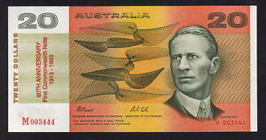 1993-20-Dollar-Fraser-Cole-80th-Anniv-Issue-with-Red-Overprint-Ex-NPA