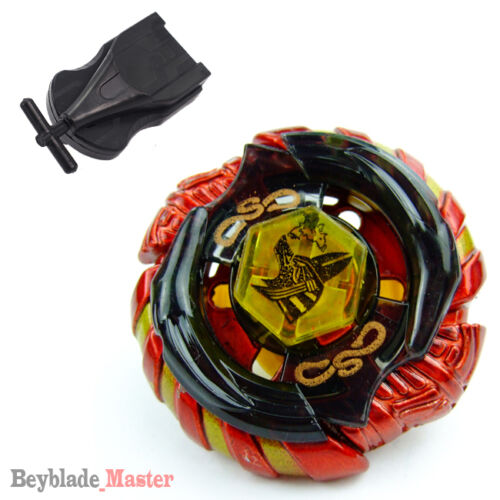 Beyblade Metal Fusion Masters Professional Black AutoRetract String Launcher