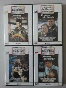 L-039-HOMME-DU-PICARDIE-Integrale-4-Volumes-DVDs-Comme-neufs-Barbier