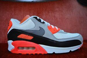 huge discount 886ea 6ec40 Image is loading NEW-Nike-Air-Max-90-OG-Size-10-