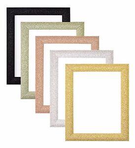 stardust range picture frame photo frame poster frames decor in rose gold ebay. Black Bedroom Furniture Sets. Home Design Ideas